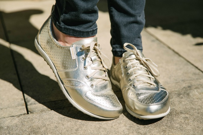 0373531849ab That s a winner in my book. These will give you a little lift when you look  down and see the gold shining at you…fancy Mum School shoes friends