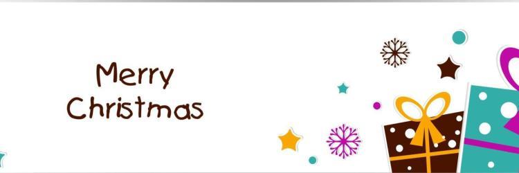 Merry Christmas header 2