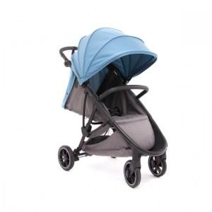 Baby Monsters kinderwagenkap Alaska Color Pack blauw