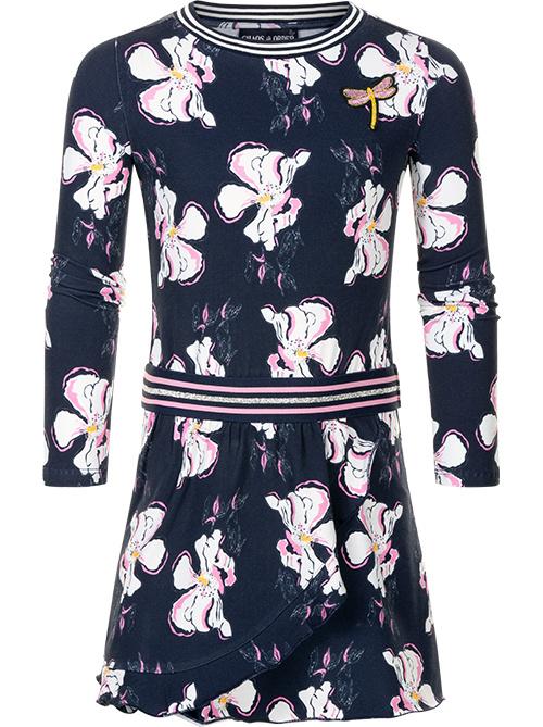 Chaos and Order Meisjes jurk - Reezy - Bloemen