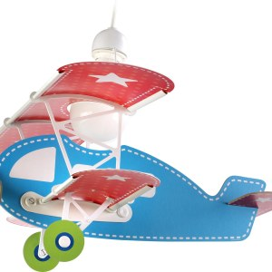 Hanglamp Vliegtuig Baby Plane Blue