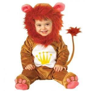 Pluche leeuwen pakje voor babys