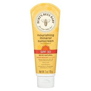 Burt's Bees Baby Nourishing Mineral Sunscreen