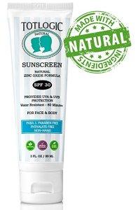 TotLogic Natural Sunscreen
