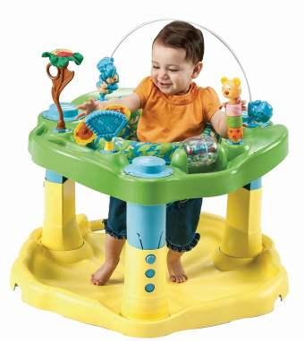 Evenflo Exersaucer Baby Bouncers