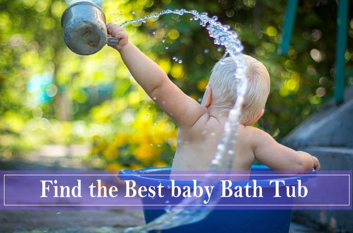 Find the Best Baby Bath