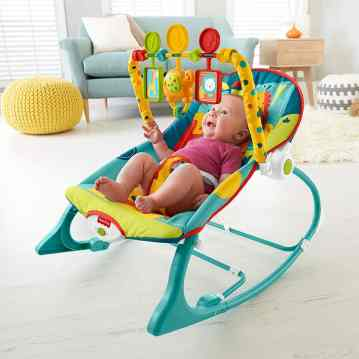 Fisher-Price Infant-to-Toddler Rocker Baby Bouncers