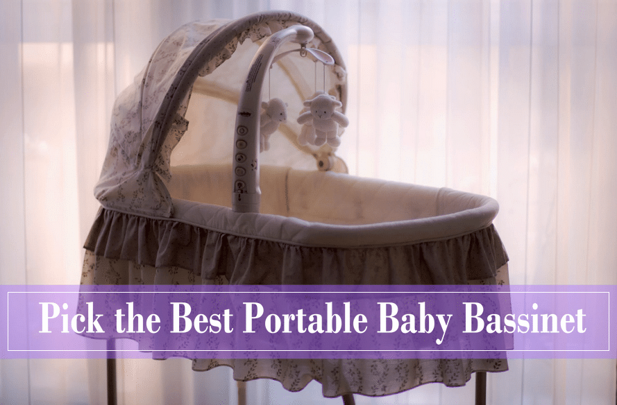 Find The Best Portable Baby Bassinet