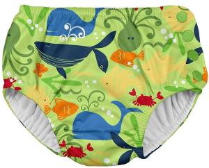 iPlay Snap Reusable Absorbent Swim Diaper