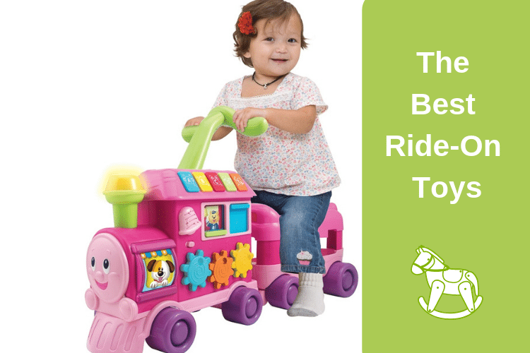 The Best Ride-On Toys