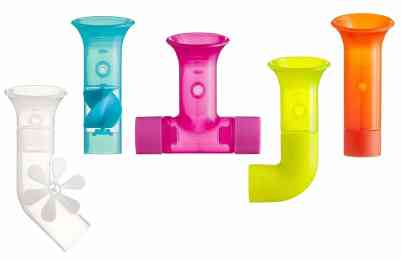 Boon Building Bath Toy Pipes