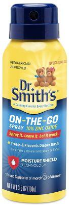 Dr. Smith's On-the-Go Diaper Rash Spray