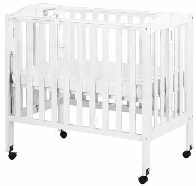 Dream On Me 3 in 1 Portable Folding Crib
