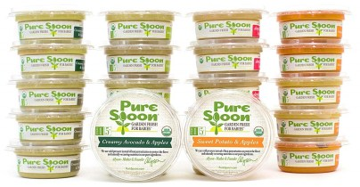 Pure Spoon Organic Baby Food