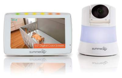 Summer Infant Wide View 2.0 Baby Video Monitor