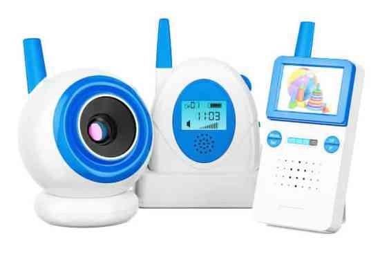 ypes of Baby Monitors