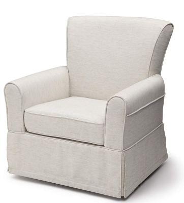 Delta Children Sand Upholstered Chair
