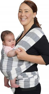 Lil' One Baby Gear Baby Wrap Carrier