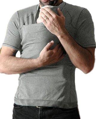 VIJA Men's Skin-to-Skin T-shirt