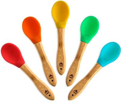Bambüsi Baby Feeding Spoons Set