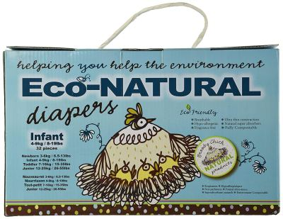 Broody Chick Eco-Natural Diapers