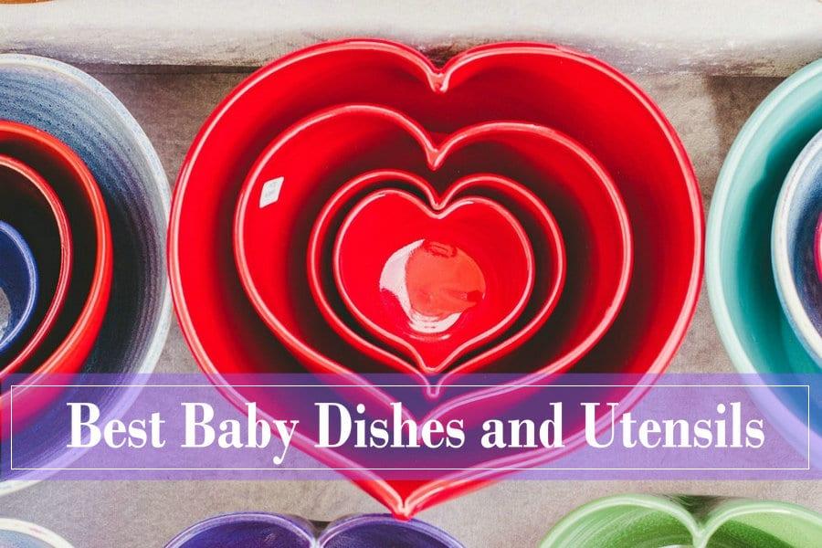 best baby dishes & utensils