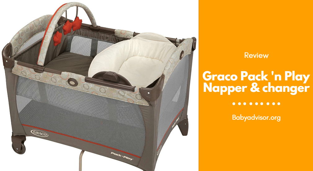 Graco Pack 'n Play Napper Changer review
