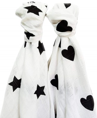 Kaydee Baby Muslin Cotton Swaddle Blanket