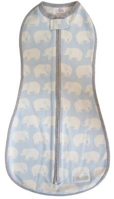 Woombie Original Nursery Swaddling Blanket