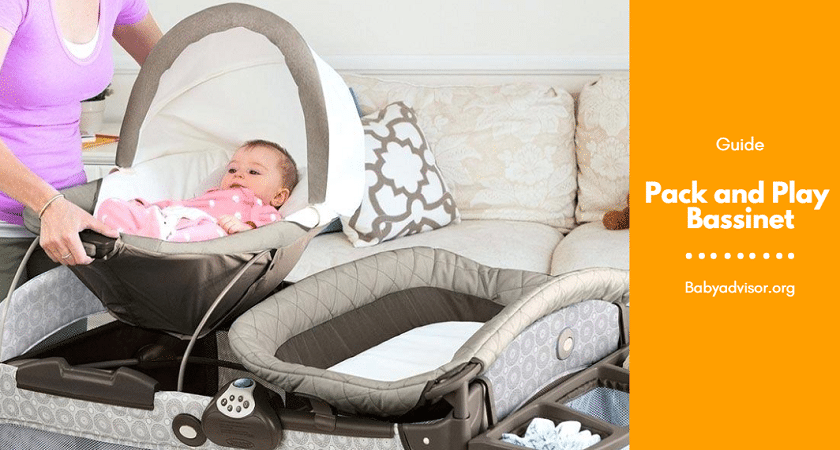 What is a pack and play bassinet