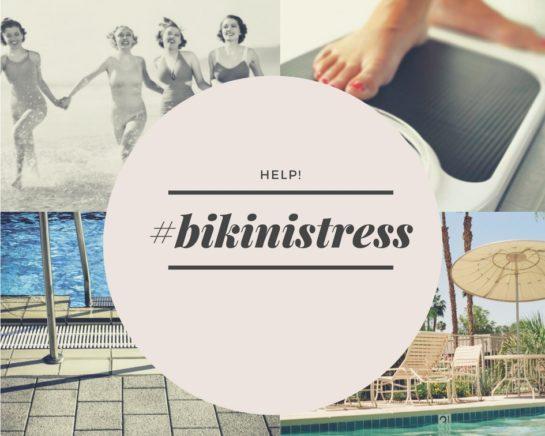 O nee! Bikinistress!