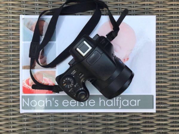 Mijn fotoboek van Fotofabriek.nl