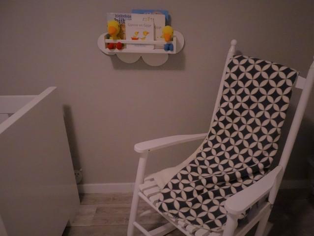 Schommelstoel Babykamer Marktplaats : Kijkje in de babykamer