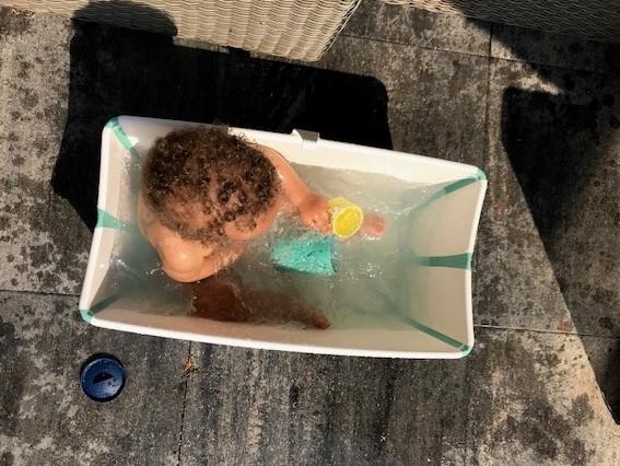 10 tips voor een kampeervakantie met je baby of dreumes