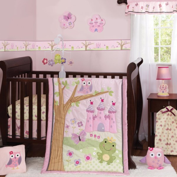 Bedtime Originals Magic Kingdom Crib Bedding Collection   Baby     Bedtime Originals Magic Kingdom Crib Bedding Collection
