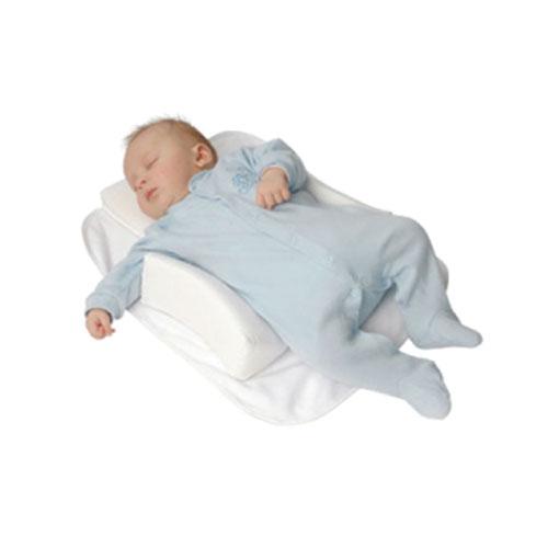 snuggletime curved back and side sleep positioner