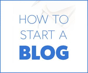 A tutorial on how to set up a blog using Bluehost as a hosting company #blogging
