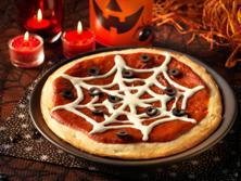 cobweb pizza