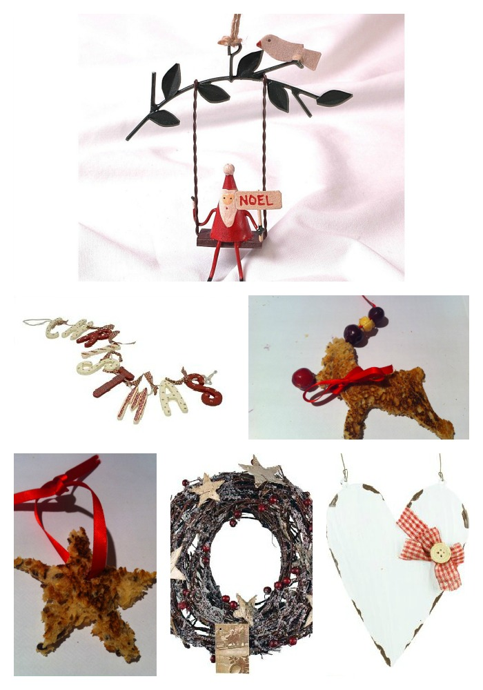 cheap christmas decorations, budget christmas decorations, moodboard monday, Christmas Decorations for every budget