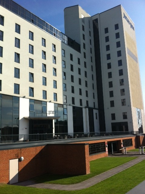 Jurys Inn and Alton Towers Review