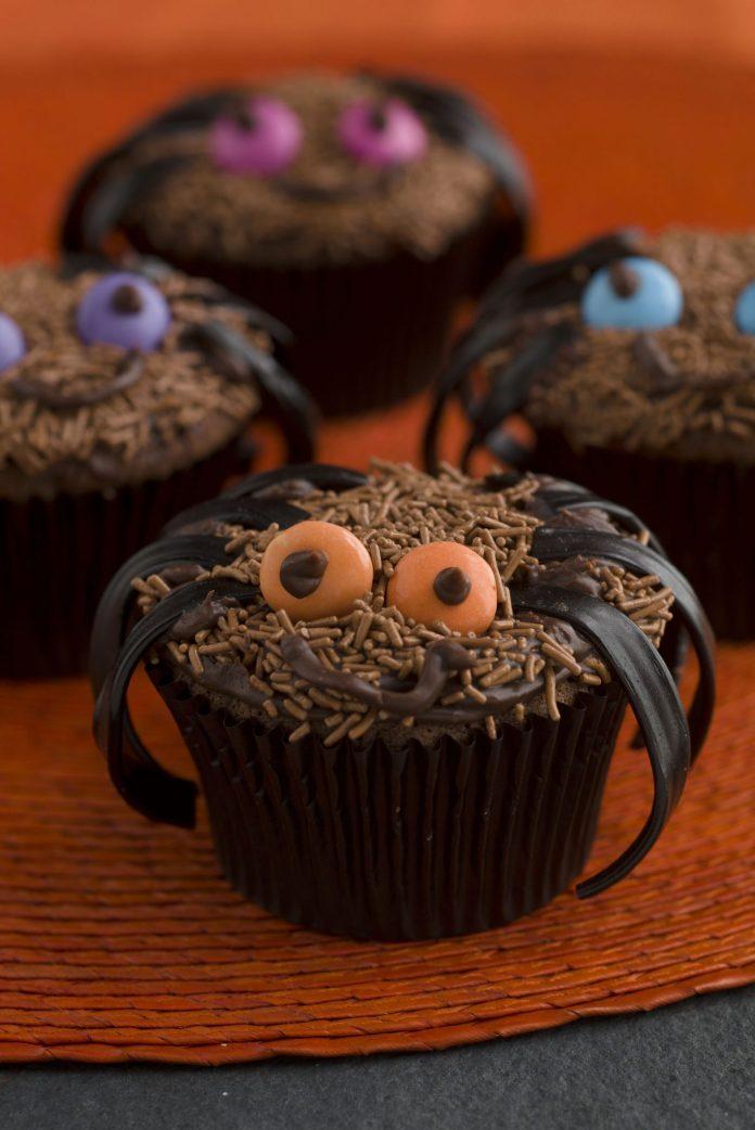 Spider cupcakes_1