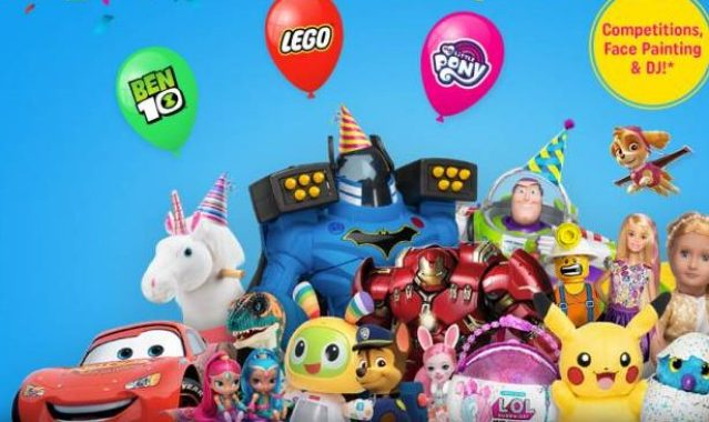 Party at Smyths Toys