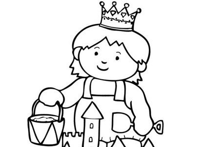 prince coloring pages # 16