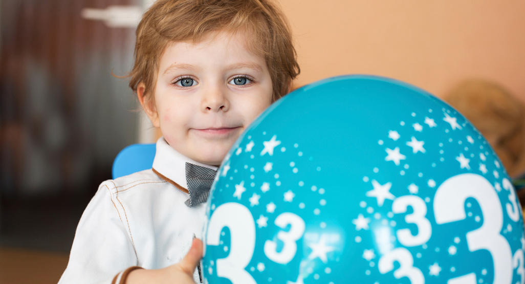 Planning A Birthday Party For Your Three Year Old Babycentre Uk