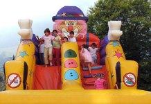 Perché i Giochi Gonfiabili Piacciono ai Bambini?