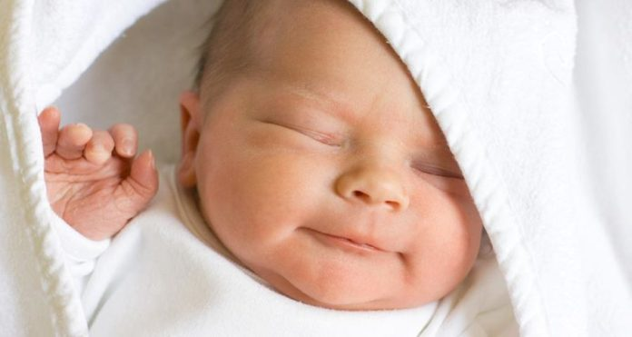naso chiuso neonato