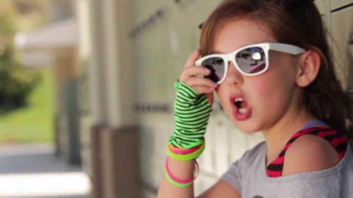 Regali di natale per bambini di 10 anni - occhiali da sole bambina