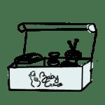 Découverte de la BabyCréa box