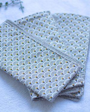 essuie tout sopalin lavable réutilisable zéro déchet fait main artisanal france