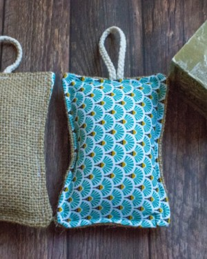 éponge écologique végétale fait main efficace compostable artisanale